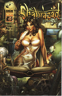 Cover Thumbnail for Shahrazad (Big Dog Ink, 2013 series) #0 [Cover A]