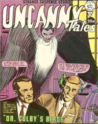 Cover Thumbnail for Uncanny Tales (Alan Class, 1963 series) #139