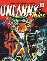 Cover Thumbnail for Uncanny Tales (Alan Class, 1963 series) #184