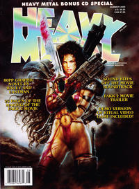 Cover Thumbnail for Heavy Metal Special Editions (Metal Mammoth, Inc., 1992 series) #v14#2 - CD Special