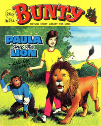 Cover Thumbnail for Bunty Picture Story Library for Girls (D.C. Thomson, 1963 series) #254