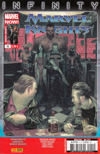 Cover Thumbnail for Marvel Knights (Panini France, 2012 series) #14