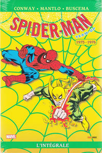 Cover Thumbnail for Spider-Man Team-Up : L'intégrale (Panini France, 2011 series) #1975-1976