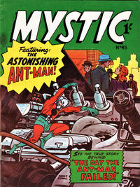Cover Thumbnail for Mystic (L. Miller & Son, 1960 series) #45