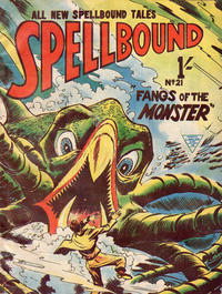 Cover Thumbnail for Spellbound (L. Miller & Son, 1960 ? series) #21