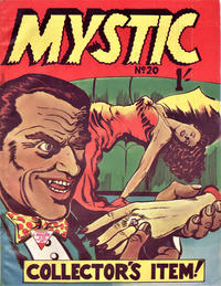 Cover Thumbnail for Mystic (L. Miller & Son, 1960 series) #20