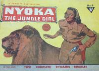 Cover Thumbnail for Nyoka the Jungle Girl (Cleland, 1949 series) #6