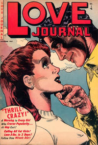 Cover Thumbnail for Love Journal (Orbit-Wanted, 1951 series) #11