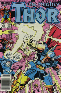 Cover Thumbnail for Thor (Marvel, 1966 series) #339 [Canadian Newsstand Variant]