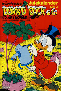 Cover Thumbnail for Donald Duck & Co (Hjemmet / Egmont, 1948 series) #48/1988
