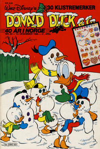 Cover Thumbnail for Donald Duck & Co (Hjemmet / Egmont, 1948 series) #50/1988