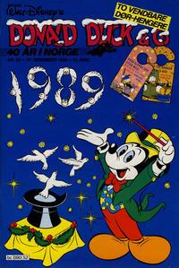 Cover Thumbnail for Donald Duck & Co (Hjemmet / Egmont, 1948 series) #52/1988