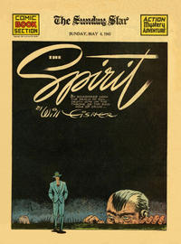 Cover Thumbnail for The Spirit (Register and Tribune Syndicate, 1940 series) #5/4/1941 [Washington DC Star edition]