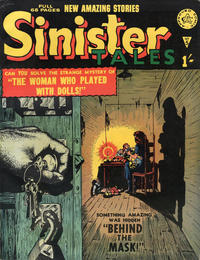 Cover Thumbnail for Sinister Tales (Alan Class, 1964 series) #5