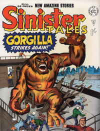 Cover Thumbnail for Sinister Tales (Alan Class, 1964 series) #3