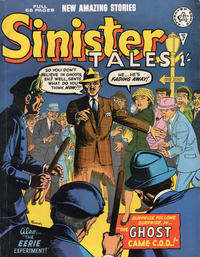 Cover Thumbnail for Sinister Tales (Alan Class, 1964 series) #7