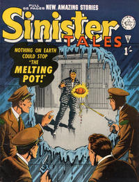 Cover Thumbnail for Sinister Tales (Alan Class, 1964 series) #9