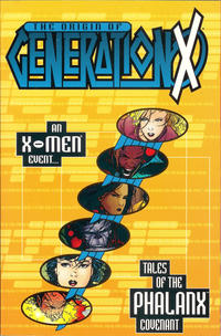 Cover Thumbnail for X-Men: Origin of Generation X (Marvel, 1996 series)  [First Print]