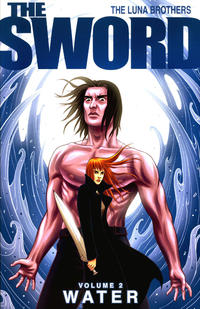 Cover Thumbnail for The Sword (Image, 2008 series) #2 - Water