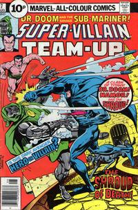 Cover Thumbnail for Super-Villain Team-Up (Marvel, 1975 series) #7 [British]