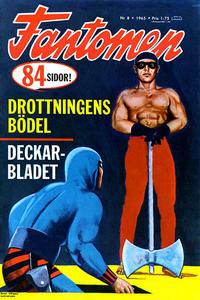 Cover Thumbnail for Fantomen (Semic, 1963 series) #8/1965