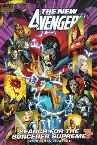 Cover Thumbnail for New Avengers (Marvel, 2006 series) #11 - Search for the New Sorcerer Supreme