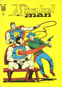 Cover Thumbnail for Mirakelman (Classics/Williams, 1965 series) #1517