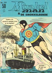 Cover Thumbnail for Mirakelman (Classics/Williams, 1965 series) #1519