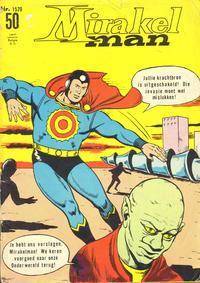 Cover Thumbnail for Mirakelman (Classics/Williams, 1965 series) #1520