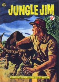 Cover Thumbnail for Jungle Jim (World Distributors, 1955 series) #10