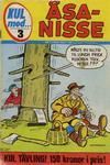 Cover for Kul med Åsa-Nisse (Semic, 1967 series) #3/1970