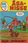 Cover for Kul med Åsa-Nisse (Semic, 1967 series) #7/1970