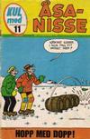 Cover for Kul med Åsa-Nisse (Semic, 1967 series) #11/1970