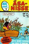 Cover for Kul med Åsa-Nisse (Semic, 1967 series) #7/1971