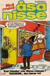 Cover for Kul med Åsa-Nisse (Semic, 1967 series) #4/1974
