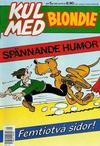 Cover for Kul med... (Semic, 1986 series) #5/1987