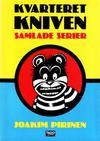 Cover for Kvarteret Kniven (Tago, 1989 series) #[nn]