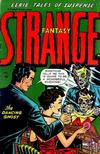Cover for Strange Fantasy (Farrell, 1952 series) #3