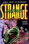 Cover for Strange Fantasy (Farrell, 1952 series) #4