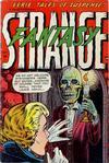 Cover for Strange Fantasy (Farrell, 1952 series) #8
