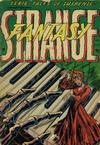 Cover for Strange Fantasy (Farrell, 1952 series) #10
