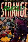 Cover for Strange Fantasy (Farrell, 1952 series) #11