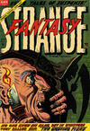 Cover for Strange Fantasy (Farrell, 1952 series) #12