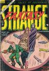 Cover for Strange Fantasy (Farrell, 1952 series) #14