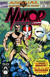 Cover for Namor, the Sub-Mariner Annual (Marvel, 1991 series) #1 [Direct Edition]