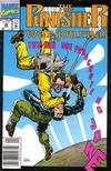 Cover Thumbnail for The Punisher War Journal (1988 series) #38 [Newsstand]