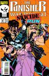 Cover Thumbnail for The Punisher War Journal (1988 series) #64 [Direct Edition - Deluxe - Die-Cut Cover]