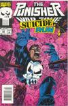 Cover Thumbnail for The Punisher: War Zone (1992 series) #24 [Newsstand]