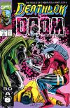 Cover for Deathlok (Marvel, 1991 series) #3 [Direct]