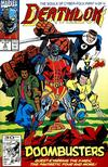 Cover for Deathlok (Marvel, 1991 series) #5 [Direct]